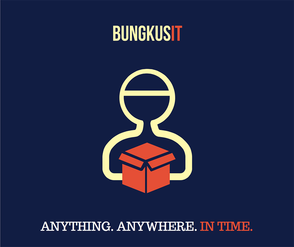 Bungkusit Anything Anywhere In Time